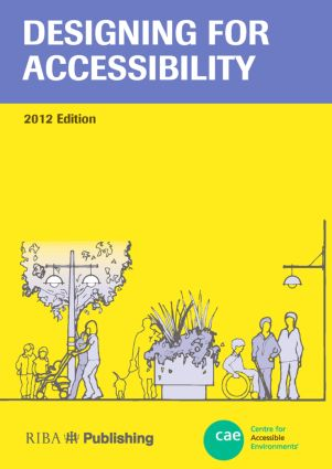 Designing for Accessibility: 3rd Edition (Paperback) book cover