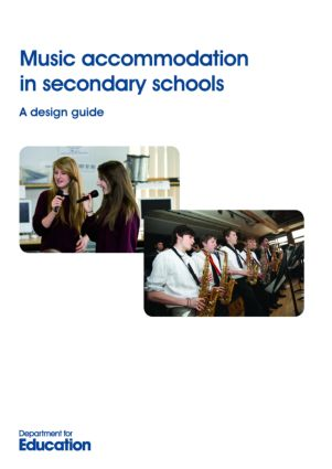 Music Accommodation in Secondary Schools: 1st Edition (Paperback) book cover