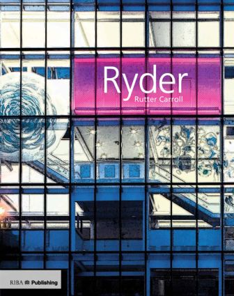 Ryder: 1st Edition (Paperback) book cover