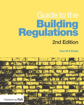 Guide to the Building Regulations book cover