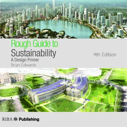Rough Guide to Sustainability: A Design Primer, 4th Edition (Paperback) book cover