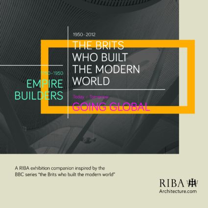 The Brits Who Built the Modern World book cover