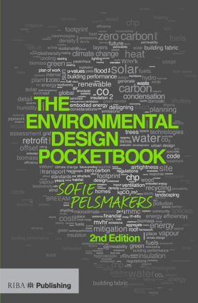 The Environmental Design Pocketbook book cover