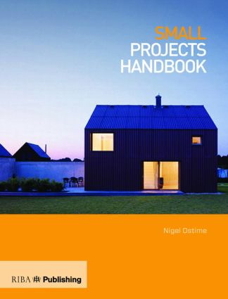 Small Projects Handbook: 1st Edition (Paperback) book cover