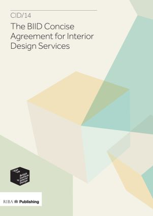 The BIID Concise Agreement for Interior Design Services
