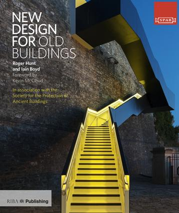 New Design for Old Buildings: 1st Edition (Hardback) book cover