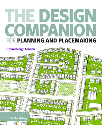 The Design Companion for Planning and Placemaking book cover
