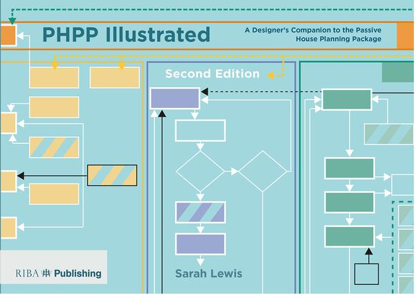 PHPP Illustrated: A designer's companion to the Passivhaus Planning Package, 2nd Edition (Paperback) book cover