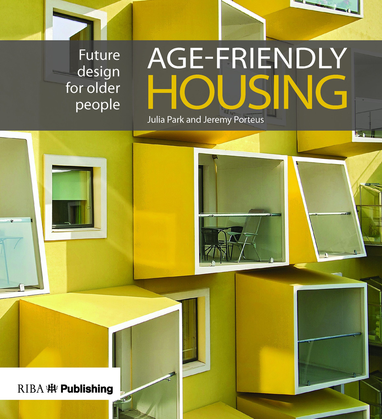 Age-friendly Housing book cover