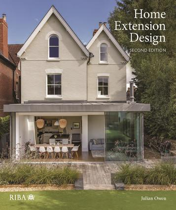 Home Extension Design: 2nd Edition (Paperback) book cover
