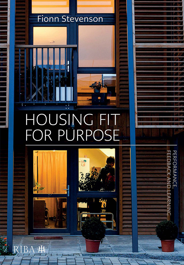 Housing Fit For Purpose: Performance, Feedback and Learning book cover