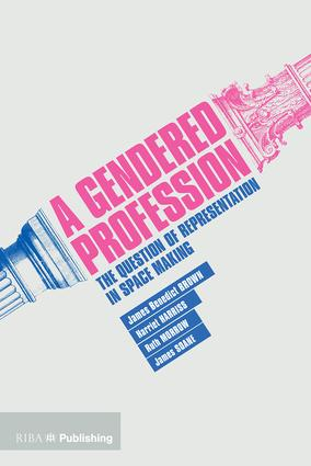 A Gendered Profession: 1st Edition (Paperback) book cover