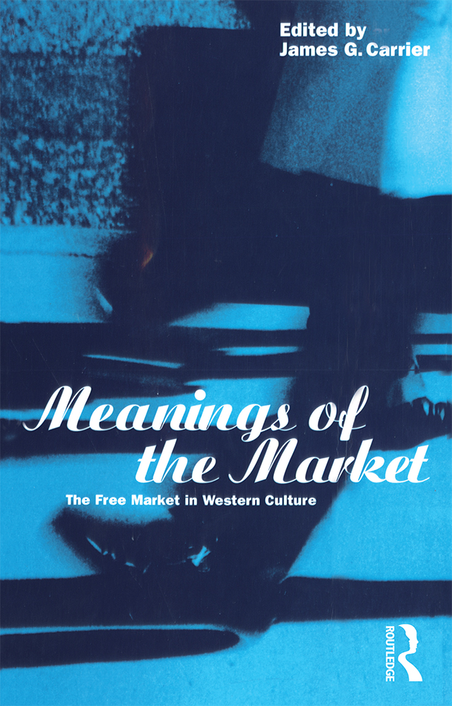 Meanings of the Market