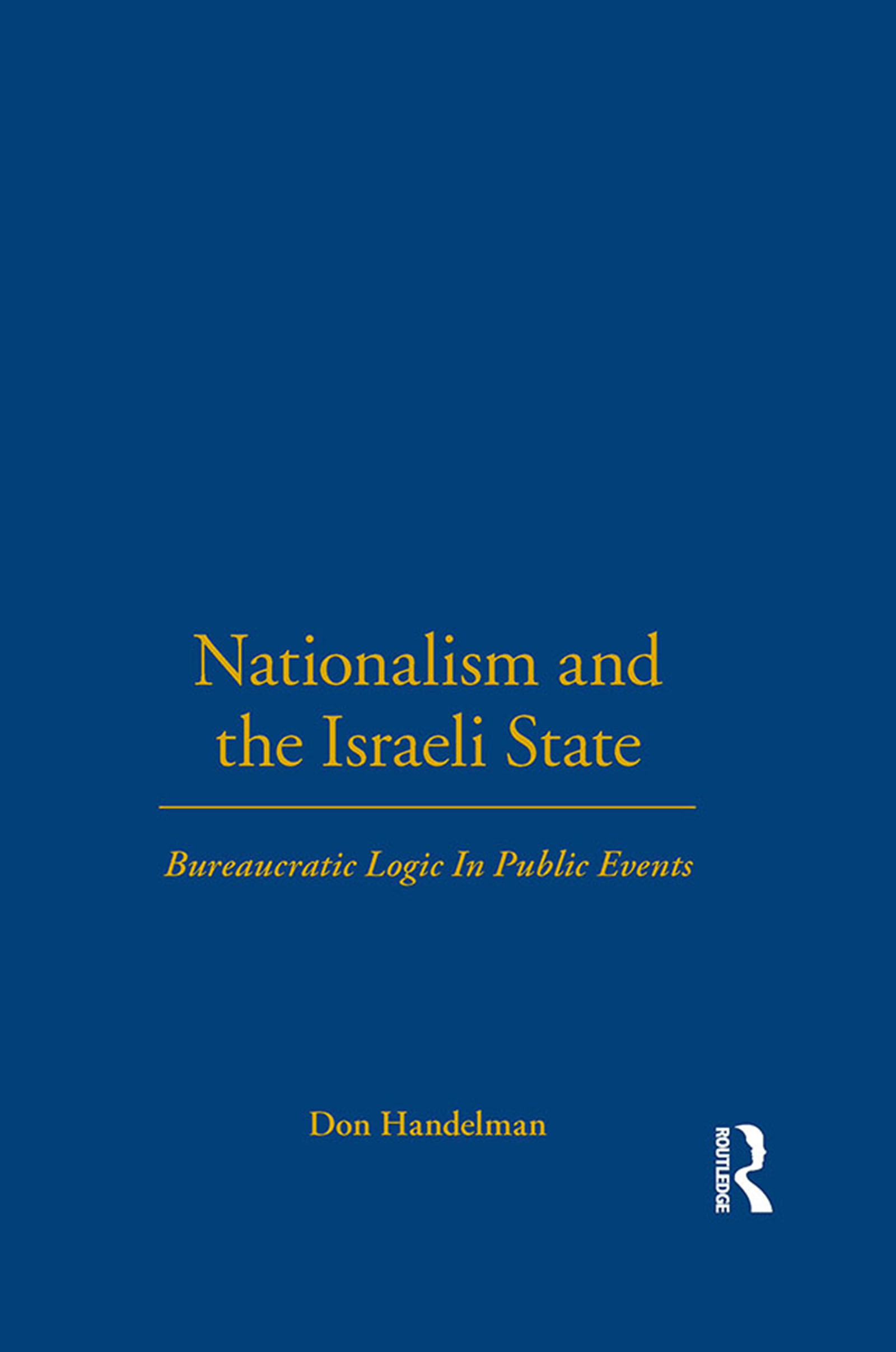 Nationalism and the Israeli State