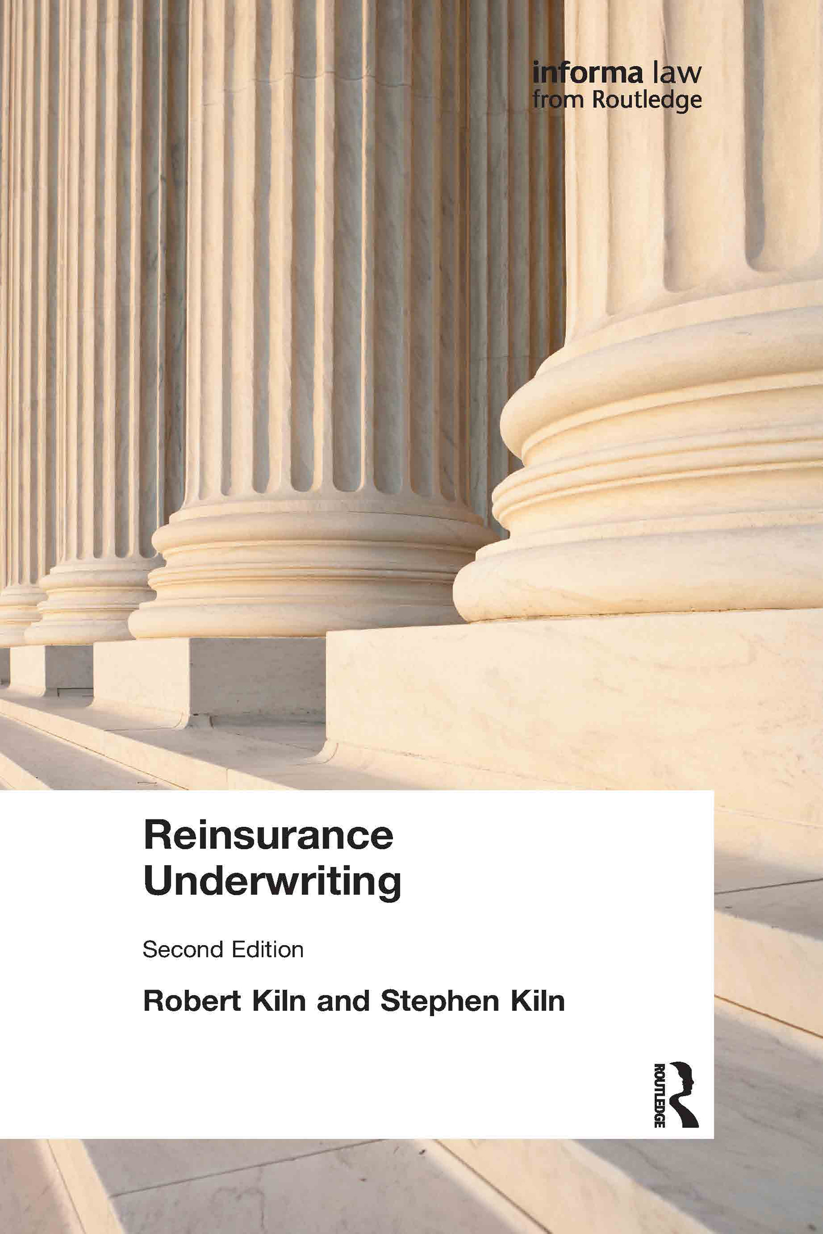 Reinsurance Underwriting: 2nd Edition (Paperback) book cover