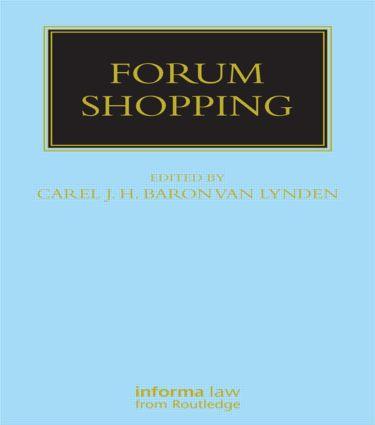 Forum Shopping