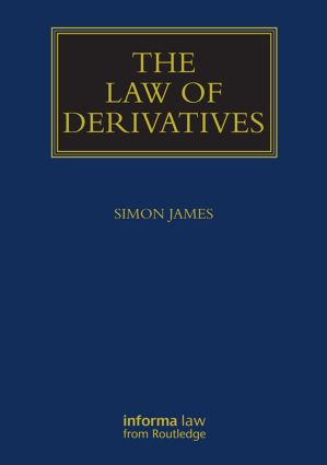 The Law of Derivatives book cover