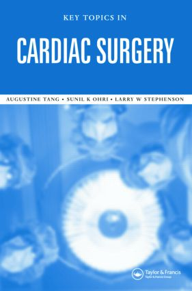 Key Topics in Cardiac Surgery: 1st Edition (Paperback) book cover