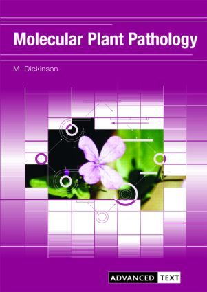 Molecular Plant Pathology: 1st Edition (Paperback) book cover