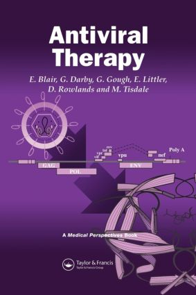 Antiviral Therapy: 1st Edition (Paperback) book cover