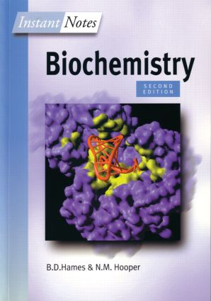 Instant Notes in Biochemistry: 2nd Edition (e-Book) book cover