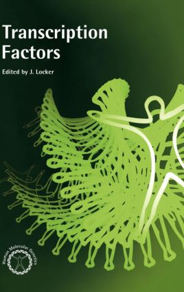 Transcription Factors: 1st Edition (Hardback) book cover