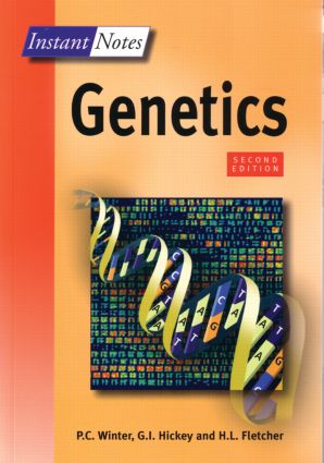 BIOS Instant Notes in Genetics (e-Book) book cover