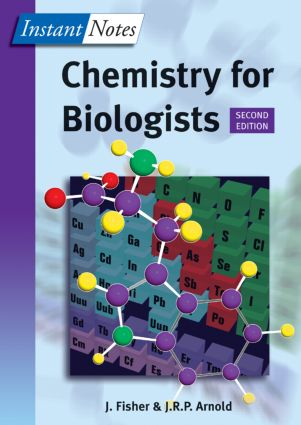 BIOS Instant Notes in Chemistry for Biologists: 2nd Edition (e-Book) book cover