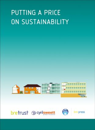 Putting a Price on Sustainability: (FB 10), 1st Edition (Paperback) book cover