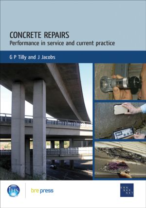 Concrete Repairs: Performance in Service and Current Practice (EP 79), 1st Edition (Paperback) book cover