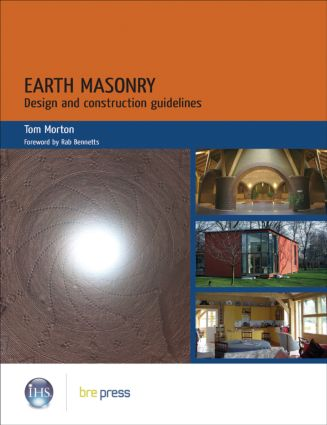 Earth Masonry: Design and Construction Guidelines (EP 80), 1st Edition (Paperback) book cover