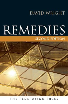 Remedies: 2nd Edition (Paperback) book cover
