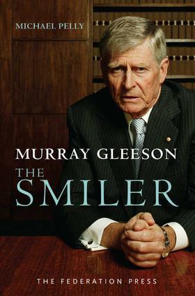 Murray Gleeson - The Smiler: 1st Edition (Hardback) book cover