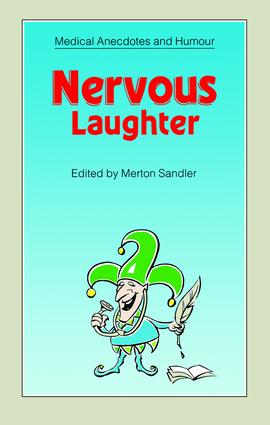 Nervous Laughter: 1st Edition (Paperback) book cover
