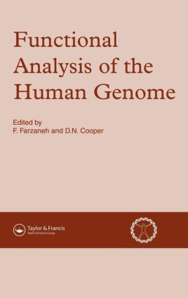 Functional Analysis of the Human Genome: 1st Edition (Hardback) book cover
