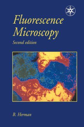 Fluorescence Microscopy: 1st Edition (Paperback) book cover