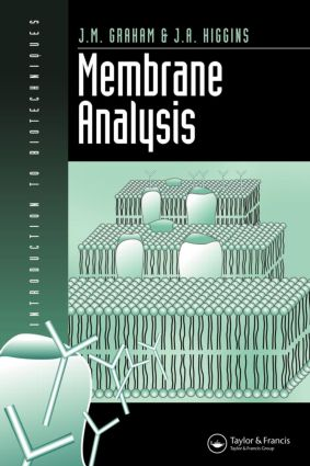 Membrane Analysis: 1st Edition (Paperback) book cover