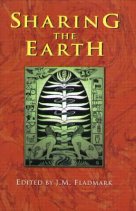 Sharing the Earth: 1st Edition (Hardback) book cover