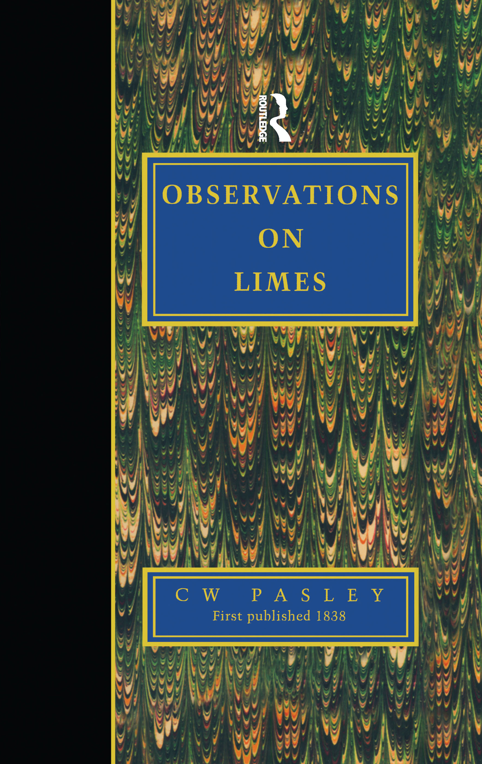Observations on Limes: 1st Edition (Hardback) book cover