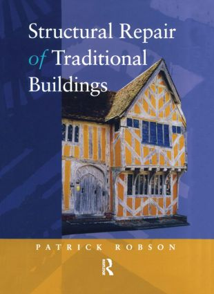 Structural Repair of Traditional Buildings: 1st Edition (Hardback) book cover