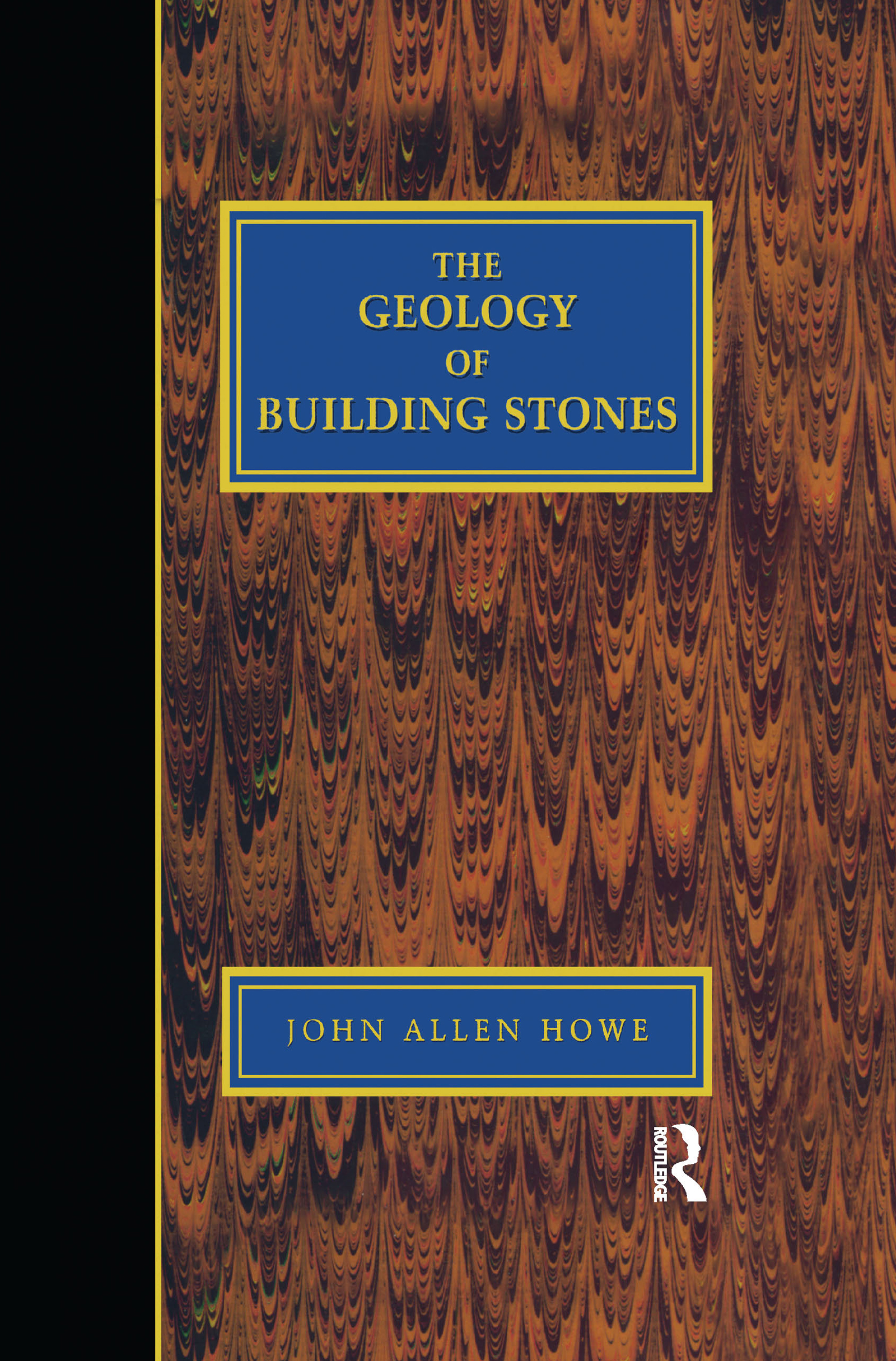 Geology of Building Stones: 1st Edition (Hardback) book cover