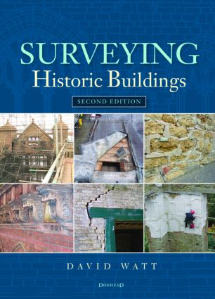 Surveying Historic Buildings: 2nd Edition (Hardback) book cover
