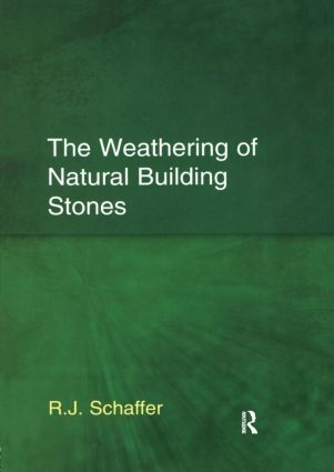 The Weathering of Natural Building Stones