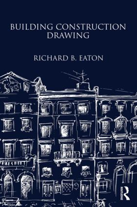 Building Construction Drawing (Hardback) book cover