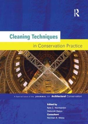 Cleaning Techniques in Conservation Practice