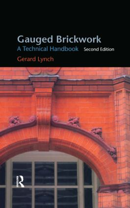 Gauged Brickwork: 2nd Edition (Hardback) book cover