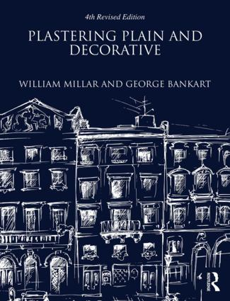 Plastering Plain and Decorative: 4th Revised Edition book cover