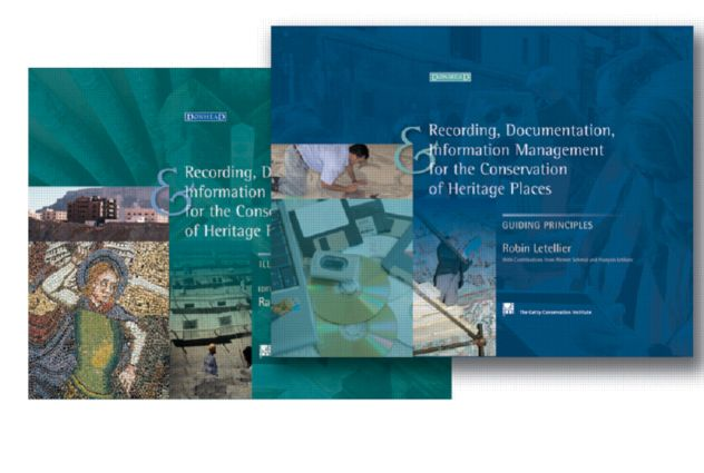 Recording, Documentation and Information Management for the Conservation of Heritage Places (Hardback) book cover