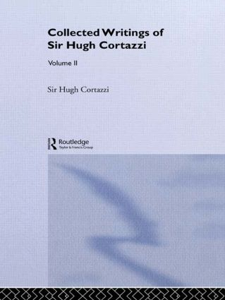 Hugh Cortazzi - Collected Writings book cover