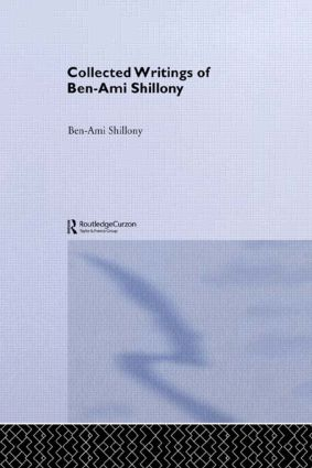 Ben-Ami Shillony - Collected Writings book cover